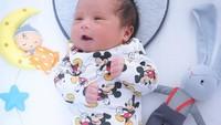Perkenalkan ini Ryu Alexander Panjaitan, anak Cherly Juno eks personel Cherrybelle. (Foto: Instagram @cherly7uno)