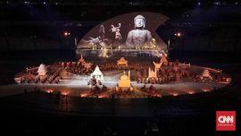 FOTO: Kemeriahan Pembukaan Asian Para Games 2018