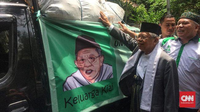Ikatan Tunanetra Muslim Indonesia (ITMI) menilai pernyataan 'buta dan budek' yang disampaikan Ma'ruf Amin menghina, merendahkan dan menyepelekan.