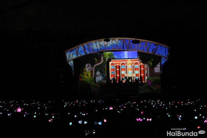 Begini keseruan konser penyanyi cilik Naura bertajuk Konser Dongeng 3 Naura atau KD-3.