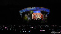 <p>Konser Dongeng 3 Naura diselenggarakan di ICE BSD, Tangerang Selatan pada Sabtu, (7/10/2018). Penontonnya tumplek, mulai dari anak-anak hingga orang dewasa.</p>