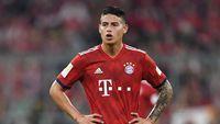 Kovac: Masa Depan James Di Bayern Tergantung Penampilannya