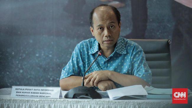 Sutopo memastikan tak ada pengusiran relawan BPBD di Kota Palu. Pemerintah setempat disebut hanya mengatur dan merelokasi tempat relawan ke tempat lebih nyaman.