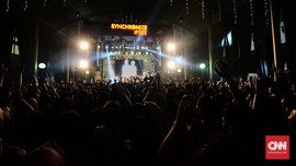 Bius Ritmik Ramengvrl di Synchronize Festival 2018