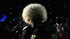Arti Ucapan Bahasa Rusia Khabib Usai Menang UFC 254