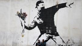 Banksy Bersuara soal Rasisme, Kritisi Sistem Kulit Putih