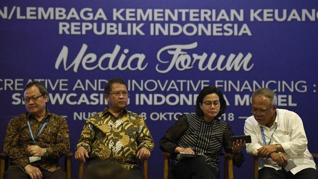 Menkominfo Rudiantara meminta tamu undangan pertemuan IMF-WB memanfaatkan koneksi WiFi, bukan tethering dari ponsel.