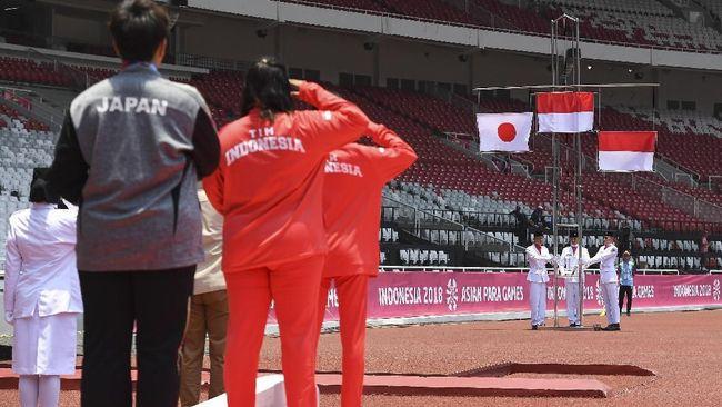 Lima fakta menarik sepanjang penyelenggaraan Asian Para Games 2018 termasuk keberhasilan Indonesia meraih puluhan keping medali emas untuk kali pertama.