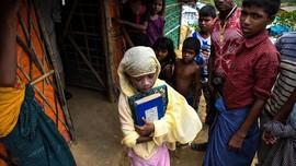 TPF Bentukan Myanmar Bantah Terjadi Genosida Rohingya