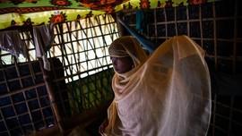 Kekerasan terhadap Pengungsi Perempuan Meningkat saat Pandemi