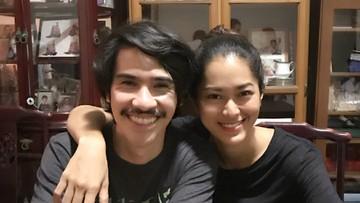 Prisia Nasution dan Suami Terbingkai Manis dalam Foto