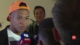VIDEO: Mbappe Borong Empat Gol dalam Waktu 13 Menit