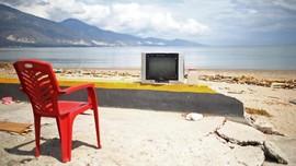 FOTO: Serak Kenangan Gempa dan Tsunami Palu-Donggala