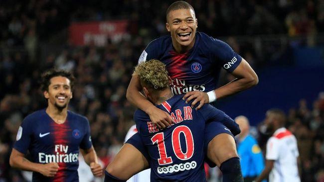 Penyerang muda timnas Perancis Kylian Mbappe meminta sejumlah hal luar biasa sebelum menerima pinangan Paris Saint-Germain pada 2017.