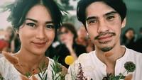 <p>Prisia menikah dengan Iedil yang merupakan aktor Malaysia di tahun 2016. (Foto: Instagram/prisia)</p>