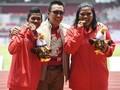 Menpora Terharu Indonesia Lampaui Target Medali APG 2018