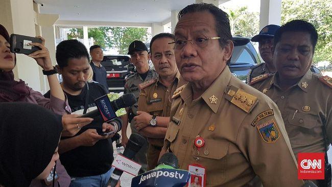 Gubernur Sulteng Longki Djanggola menyebut perusahaan smelter di wilayahnya tak menyetor royalti ke kas daerah.