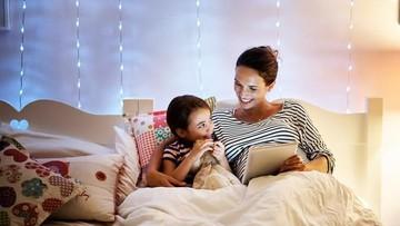 Ajari Anak Membaca Ya, Bukan Mengeja