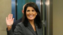 Duta Besar AS untuk PBB Mengundurkan Diri