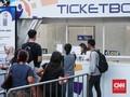Tiket Para Renang APG 2018 Banyak Diminati Pengunjung