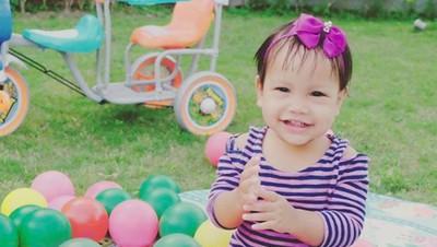 Kenalan dengan Sarahza, Cucu Amien Rais yang Menggemaskan