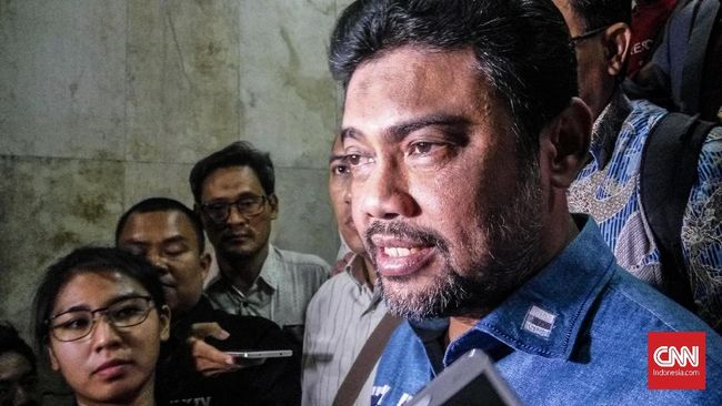Presiden KSPI Said Iqbal mengklaim demo di Jakarta menolak Omnibus Law Cipta Kerja 23 Maret akan dihadiri 100 ribu buruh. Demo bertepatan dengan Paripurna DPR.