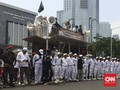 Kubu Jokowi-Ma'ruf Duga Amien Rais Dikawal Massa HTI