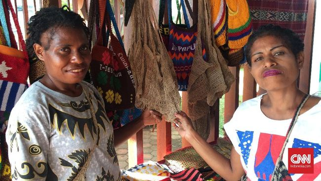 Festival Noken 2018 Kenalkan Budaya Papua
