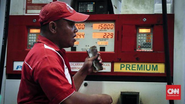 Menteri ESDM Arifin Tasrif memastikan tetap akan memenuhi alokasi Premium di wilayah Jawa, Madura, dan Bali (Jamali) tahun depan.
