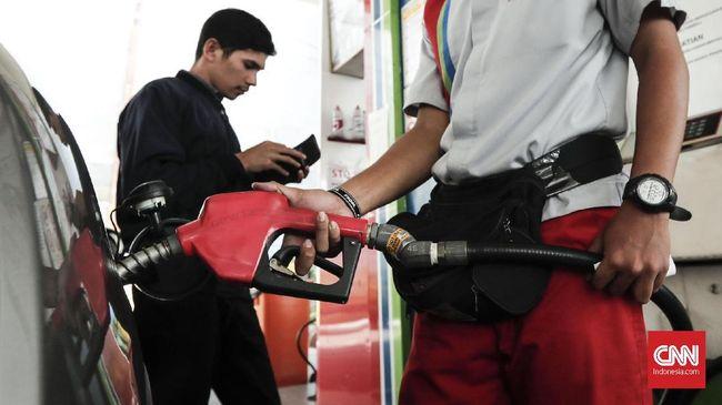 Pertamina memberikan potongan harga Rp300 per liter untuk BBM jenis Pertamax dan Dexlite sepanjang bulan ini, Maret 2021.