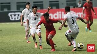 Timnas Indonesia Tak Dilarang Main 'Video Game'