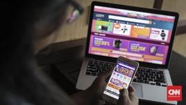 Online Shop Marak, Transaksi Digital Banking Tembus Rp2.774 T