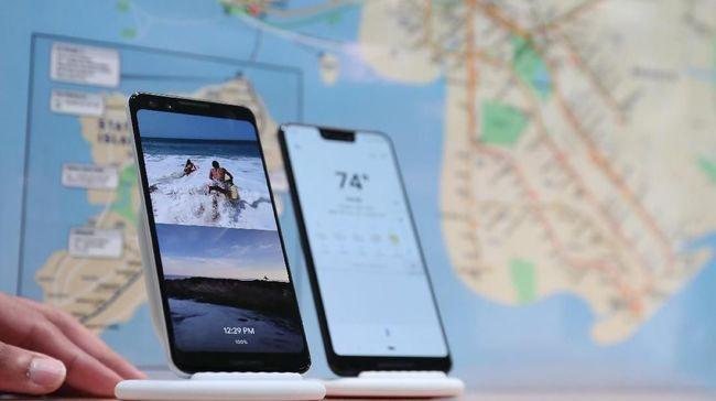 Setelah berbulan-bulan bocorannya beredar di jejaring sosial, Google akhirnya mengungkap generasi terbaru ponsel Pixel 3 dalam acara di New York, Selasa (9/10).