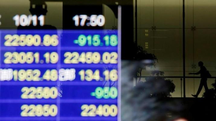 Data Ekonomi Hingga Damai Dagang Kerek Naik Bursa Saham Asia - PT Rifan Financindo Palembang