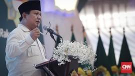 Prabowo Grogi di Depan Ulama dan Pamer 'Paradoks Indonesia'