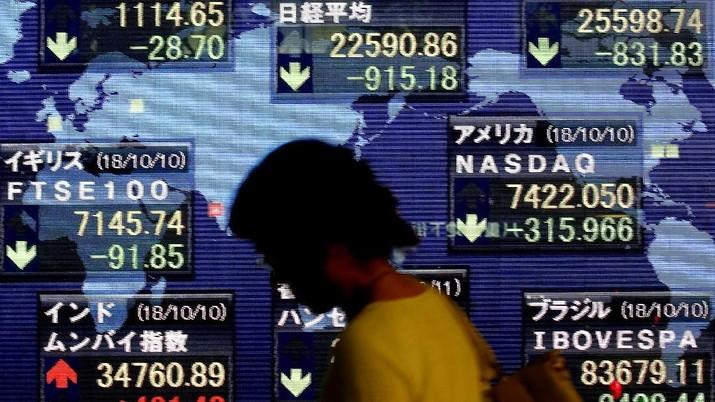 Dilanda Profit Taking, Bursa Jepang Dibuka Melemah - Rifanfinancindo Palembang