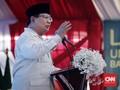 Prabowo Sebut Indonesia Tambah Miskin dan Tekor