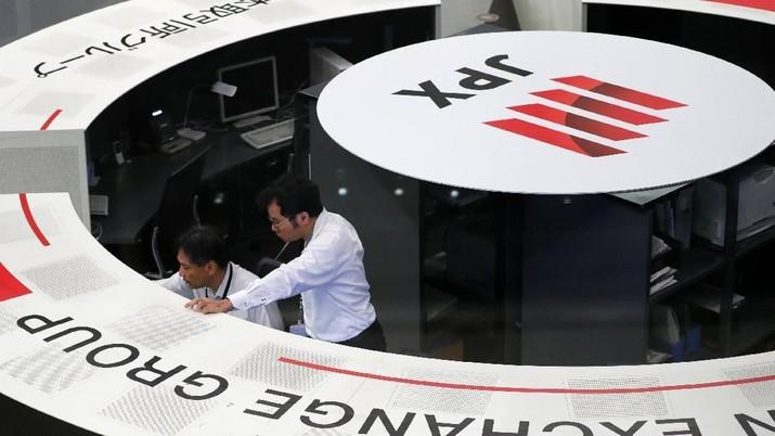 Damai Dagang AS-China Kian Nyata, Bursa Jepang Dibuka Naik | Rifan Financindo