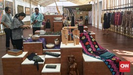 Indonesia Pavilion Transactions Hit 423 Million Rupiah