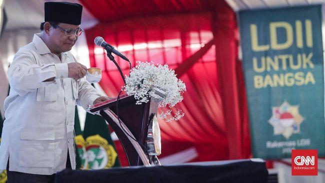 Juru Bicara Prabowo-Sandi, Dahnil Anzar Simanjuntak mengatakan kalimat 'Indonesia Great Again' yang dilontarkan Prabowo bertujuan membangkitkan jiwa patriotik.