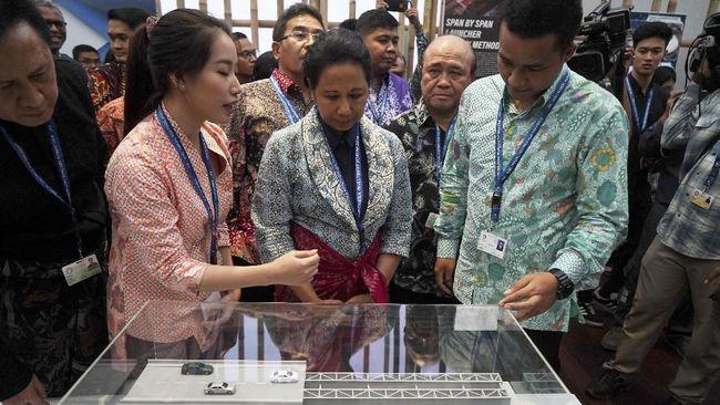 Peluang investasi sebesar US$42,2 miliar atau Rp644 triliun pada 80 proyek BUMN ditawarkan pada Pertemuan IMF-World Bank di Bali.