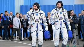 Urine Astronaut Dimanfaatkan untuk Bikin Pangkalan di Bulan