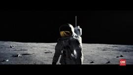 VIDEO: 'First Man' Kenang 50 Tahun Penerbangan ke Bulan