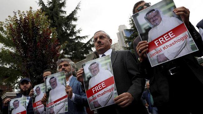 Pemerintah Turki mengaku memilki rekaman suara dan video yang membuktikan bahwa wartawan Jamal Khashoggi yang hilang memang dibunuh di konsulat Arab Saudi.
