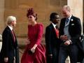 Anggunnya Kate Middleton dan Markle di Pernikahan Eugenie