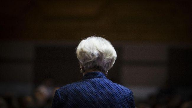 Direktur Pelaksana IMF Christine Lagarde menyiratkan keengganannya mengakhiri acara IMF-World Bank 2018 di Bali. Ia ingin mengulang acara satu kali lagi.