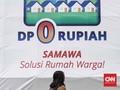 Anies Beri Jatah 10.460 Unit Rumah DP Nol Rupiah