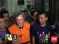 Ditahan, Eddy Sindoro Sebut Siap Jalani Proses Hukum di KPK