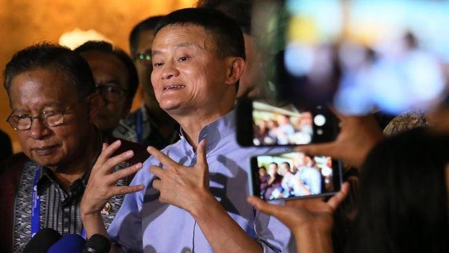 Kronologi drama yang terjadi antara Jack Ma dan Xi Jinping sebelum pengusaha besar China itu dilaporkan menghilang.