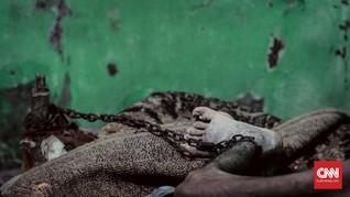 Kisah Asep Kosasih, Pria yang Dipasung 22 Tahun